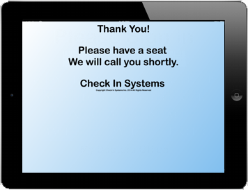 Probation Check In kiosk screen 3